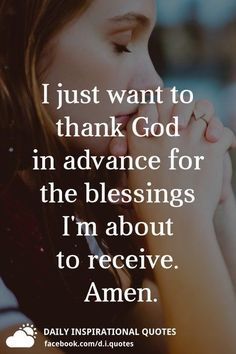 Yes Thank you god Amen