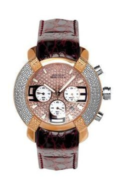 Aqua Master Men's #96 20-Diamond Watch by Aqua Master -- Awesome products selected by Anna Churchill