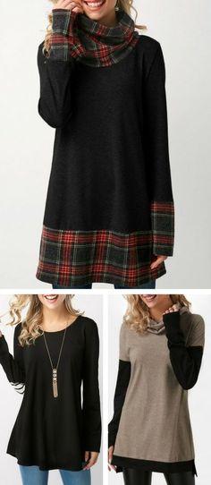 long tshirt, cute t shirt, winter t shirt, fall tshrit, t shirt for women, free shipping worldwide
