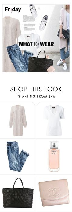 """""""Black Friday Shopping"""" by magdafunk ❤ liked on Polyvore featuring Rebecca Taylor, adidas, adidas Originals, Isabel Marant, J.Crew, Calvin Klein, Tom Rebl and Chanel"""