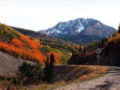 Take These 10 Country Roads In Colorado For An Unforgettable Scenic Drive Estes Park Colorado, Aspen Colorado, Denver Colorado, Colorado Springs, Road Trip To Colorado, Colorado Homes, Colorado Mountains, Denver City, Breckenridge Colorado
