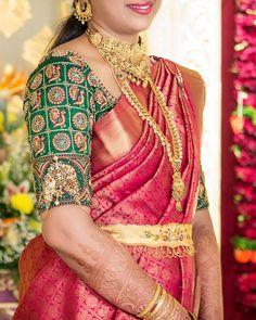 Blouse Designs Catalogue, Kids Blouse Designs, Blouse Neck Designs, Wedding Saree Blouse Designs, Silk Saree Blouse Designs, Traditional Blouse Designs, Mirror Work Blouse Design, Designer Blouse Patterns, Telugu Wedding