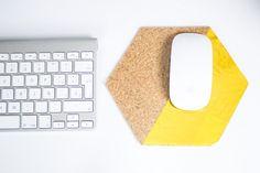 4 Ideas de Mouse Pad DIY | HiIAmSayil #DIY #Mousepad