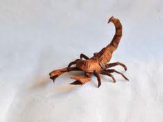 Origami Maniacs: Origami Scorpion