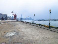 Dockland in Shanghai Camera Angle, Camera Equipment, Dynamic Range, Create Image, Warehouses, Advertising Campaign, Cgi, Shanghai, Wind Turbine