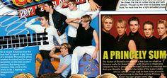 Westlife Live Kicking Magazine June 2000 (19)