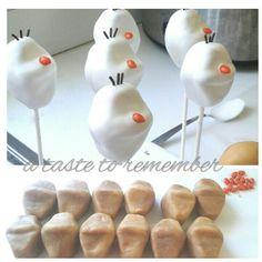 Do YOU wanna build a snowman? Basic shaping tutorial for Olaf. Follow us on Instagram for more tutorials! @a_taste_to_remember Search for hashtag #attrtutorials