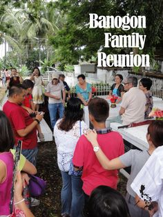 A family reunion in The Philippines with the Banogon clan! #travel #family #asia http://merevin.com/banogon-family-reunion/