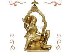 Mahavidya Bagalamukhi Statue buy online from Vedic Vaani