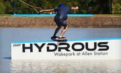 I love wake-boarding..another summer activity that you will need to try this next year!