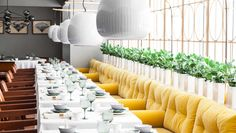 Beautifull concept, interior architecture and design på one of my favorites; Ilse Crawford and Studioilse, Duddell´s , Hong Kong.