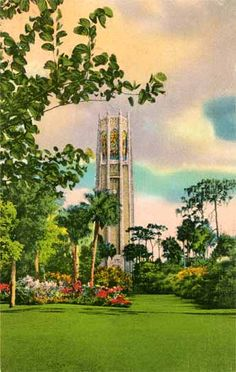 Bok Tower, Lake Wales, FL