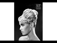 A&T Video Hair Tutorial YouTube – Decoration – Steckfrisur/Steckfrisuren. Hochsteckfrisur/Hochsteckfrisuren. http://www.arnoldyundtraub.de/Galerie/Kollektionen/Decoration/