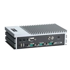 Embedded PC Surabaya Indonesia   EMBEDDED PC SURABAYA INDONESIA  eBOX623-831-FL  Fanless Embedded System with Intel Atom Processor N2600 1.6 GHz or D2550 1.86 GHz VGA and DisplayPort 2 GbE LAN 6 USB and 4 COM    The eBOX623-831-FL ultra low-power fanless embedded box PC supports Intel Cedar Trail platform and dual display interfaces. It provides advanced graphics processing capability via the new dual core Intel Atom Cedarview processor N2600 at 1.6 GHz or D2550 1.86 GHz in 45nm technology…