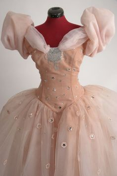 Glinda the Good Witch Wizard of Oz Costume by Deconstructress