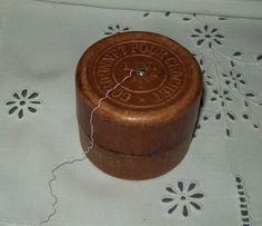 MERCERIE ANCIENNE - Cartes à fil… - Laine layette… - Rares pochettes… - Boite à…