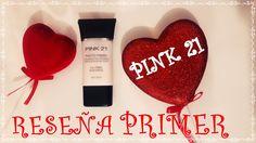 RESEÑA NUEVO PRIMER PINK 21// FUNCIONA? PRECIO? ETC//SARA DICE