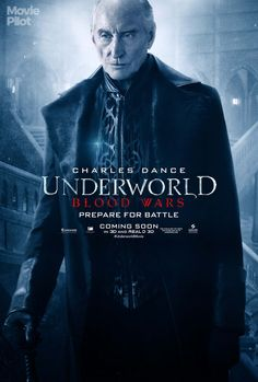Exclusive Chilly New Character Posters For 'Underworld: Blood Wars' — Charles Dance As Thomas