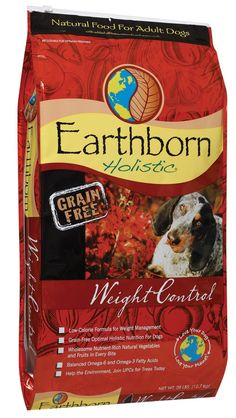 Wells Pet Food Earthborn Holistic Natural Food for Pet Weight Control -- Want to know more, click on the image. (This is an affiliate link and I receive a commission for the sales) #DogLovers