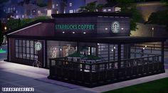 Starbucks Coffee Shop Lot (Furnished)