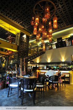 Ole Ole Bali -- AWESOME Balinese restaurant in KL, Malaysia