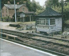 The Salisbury and Dorset Junction Railway: Daggons Road