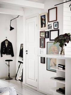 Gustavsgatan 84, Cozy attic with charming details