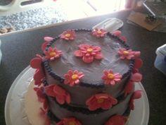 Lindel's 30th Flower Cake