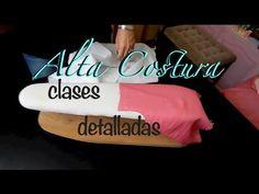 Alta Costura Clase 52, Hilbanar, Coser, Planchar Pinzas Cuello Joseph Abboud, Sewing Techniques, Sewing Hacks, Sewing Patterns, Youtube, Knitting, Blog, Sewing School, Greek Goddess Dress