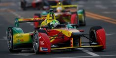 Formula E: Lucas di Grassi and Abt Sportsline Win Inaugural Formula E Round in Beijing - Fourtitude.com