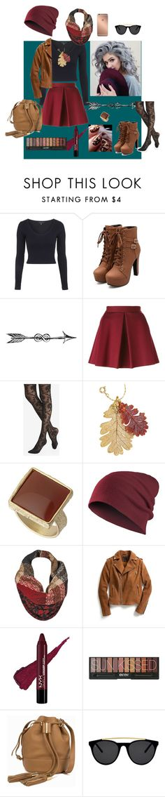 """""""fall outfit"""" by prodreamer ❤ liked on Polyvore featuring Sally Hansen, Topshop, P.A.R.O.S.H., Express, Natures Jewelry, Dorothy Perkins, Mura, Exclusive for Intermix, See by Chloé and Smoke & Mirrors"""