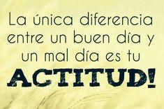 Cambia tu actitud y cambiara tu vida sabes que #mimetaestuexito http://isabel1999.com