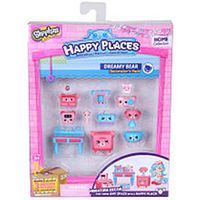 Shopkins Happy Places Decorator Pack - Dreamy Bear