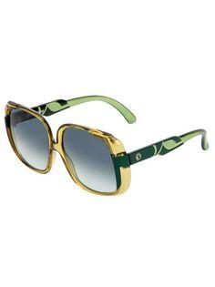 PLAYBOY VINTAGE D-Shaped Sunglasses