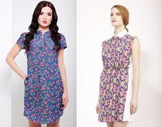 Выкройка платья-рубашки (Шитье и крой) | Журнал Вдохновение Рукодельницы
