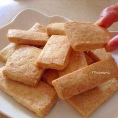 奶油酥餅(二級砂糖)食譜、作法 | 蜜塔木拉的多多開伙食譜分享