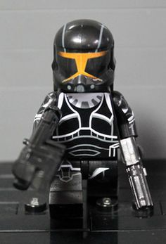 Clone Army Customs | Commando Shdw Orange