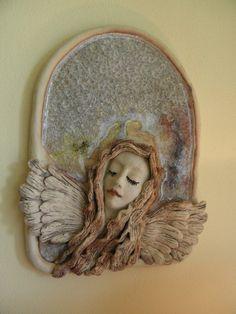 Andělské snění... anděl kachle