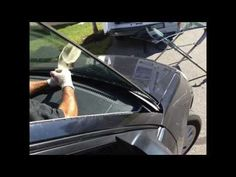▶ 2001-05 Honda Civic windshield replacement - YouTube