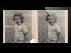 ▶ How To Repair An Old Photo In Photoshop Pt 1 - A Phlearn Video Tutorial - YouTube This guys is amazing!!