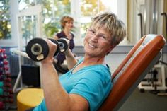 """Exercises for Bone Health 
