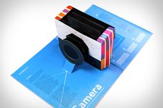 This Book Is A Camera Functions As A Camera All By Itself