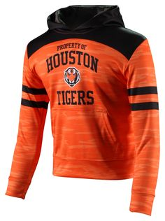ProSphere Elite fully sublimated hoodies. Shown in Burnout design.