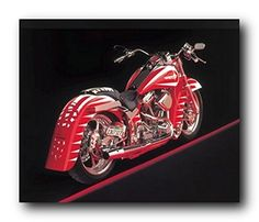 Your love for the motorbike will get an expression with this wonderful Harley Davidson vintage motorcycle picture art print poster. This poster is sure to bring unique character into your home interior. This motorcycle poster will be a perfect addition for those who have passion and interest in motorbikes. It will make a great gift for every bike lover.