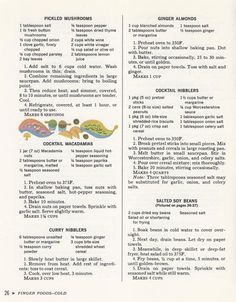 Cocktail Time: 1965 Vintage Party Recipes #6