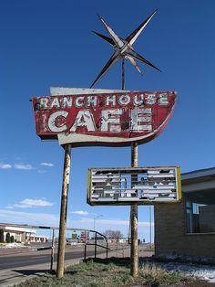 Cafe in Vaughn, NM