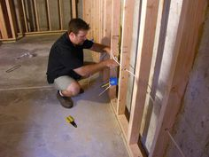 wiring your basement basement electric design plan youtube rh pinterest com House Electrical Wiring Diagrams House Electrical Wiring Diagrams
