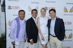 Kelly Rutherford and Mark Feuerstein hosted our 2011 Summer Party in the Hamptons