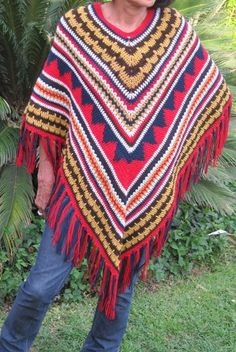 shawl pattern ~ follow link in comments to pattern site