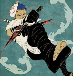 """Aomine ninja"""